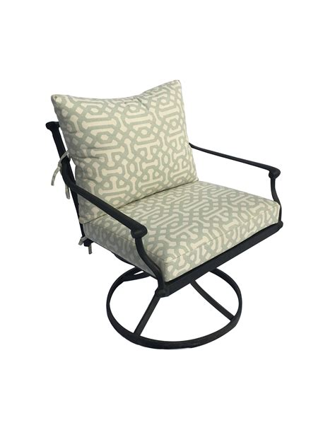 amsterdam swivel rocker small