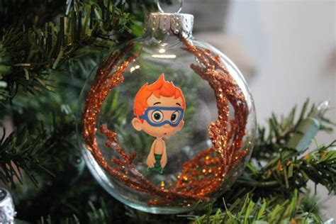 7 best bubble guppies christmas ornaments images on