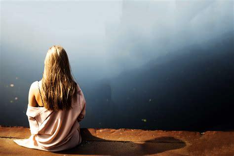 sad girl hd background wallpaper  baltana