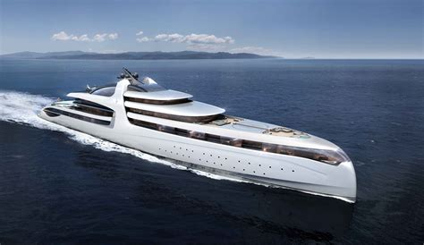 New Admiral mega yacht X-FORCE 145 concept - Superyachts ...