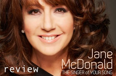 (A)musings: JANE MCDONALD: THE SINGER OF YOUR SONG - UK ...