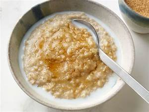 Oat cuisine: Half of us now start the day with a bowl of ...