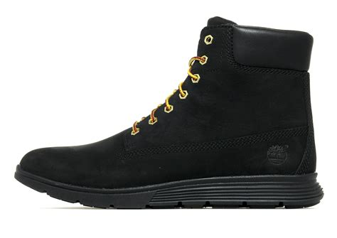 Black Boots : Timberland Killington 6-inch Boots In Black For Men