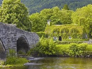 Nature: Tu Hwnt I'r Bont Tearoom, Llanrwst, Wales, picture ...