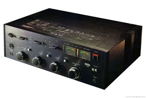 Vieta A-3095 - Manual - Stereo Integrated Amplifier - HiFi ...