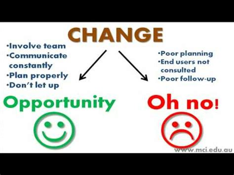 change management   management training