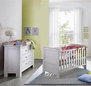 Babybett Kiefer Massiv Weiß : babyzimmer 3teilig kiefer massiv wei gewachst ~ Bigdaddyawards.com Haus und Dekorationen