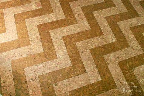chevron floor pattern installing cork tile flooring in the kitchen pretty 2158