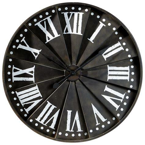 reveil maison du monde horloge t 233 l 233 graphe maisons du monde