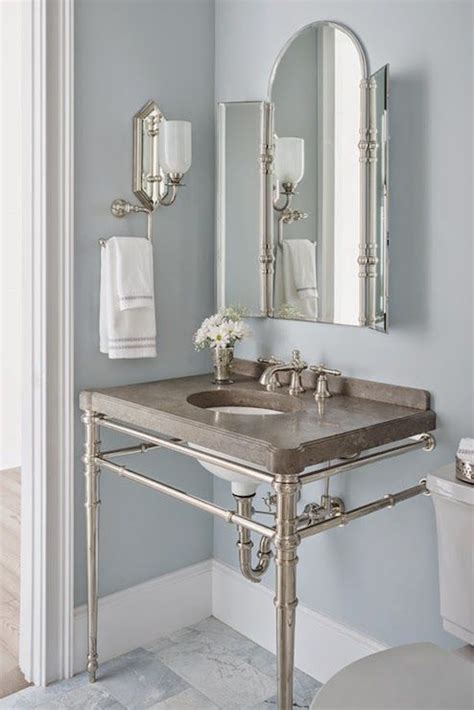 Gray Paint Colors For Bathrooms by Reu Architects Bathroom Paint Color Is Benjamin
