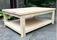 diy coffee table plans Best 25+ Diy coffee table ideas on Pinterest | Farmhouse ...