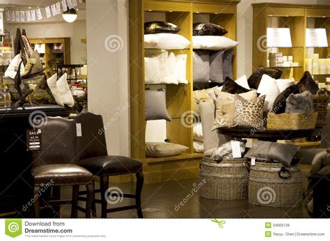 home goods store stock image image  lighting decor