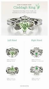 single taken what your claddagh ring secretly says about With irish wedding rings how to wear
