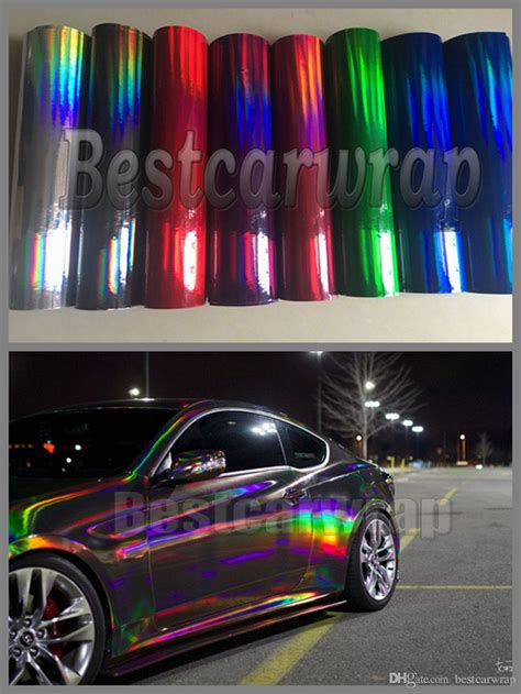 is chrome a color various color chrome holographic vinyl for car