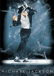 Michael Jackson Music 3D Poster - Music posters in India