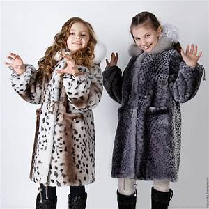 Children U0026 39 S Natural Fur Coat