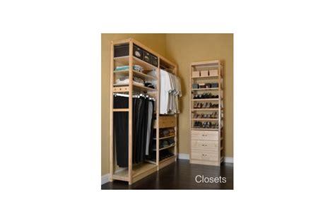Wardrobe Shelving by Wardrobe System By Lundia Selector