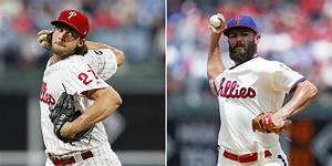 Baseball Player Rotation Chart Phillies 39 Rotation Could Get Makeover In 2020
