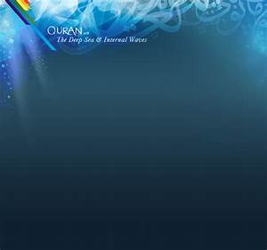 Science Islam - The Quran on Deep Seas and Internal Waves