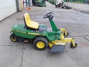 1999 John Deere F525 Lawn  U0026 Garden And Commercial Mowing