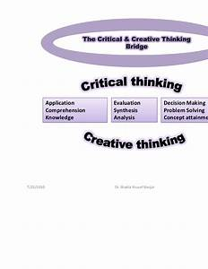 Help with critical thinking Critical Thinking ATI test - Course Hero