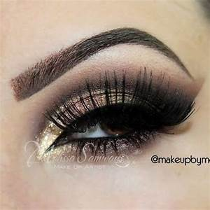 Dramatic Brown #eyes #makeup | Glamorous | Pinterest ...