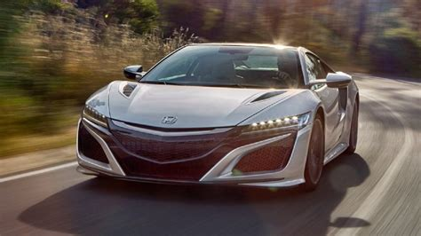 2017 acura nsx top speed acura nsx small luxury