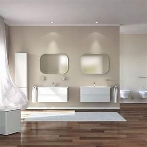 Tendance Carrelage Salle De Bain 2017 : les nouveaut s salle de bains qui font la tendance 17 photos c t maison ~ Farleysfitness.com Idées de Décoration