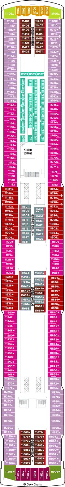 Ncl Deck Plans 11 by Getaway Cruise Ship Deck Plans On Cruise Critic