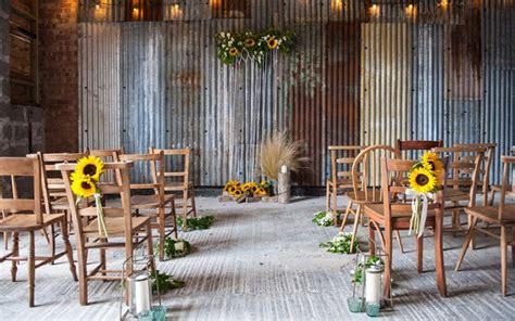 alternative farm wedding venues  green  cornwall
