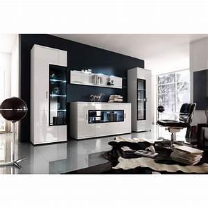 Meuble De Salon Pas Cher : meubles salon ~ Teatrodelosmanantiales.com Idées de Décoration