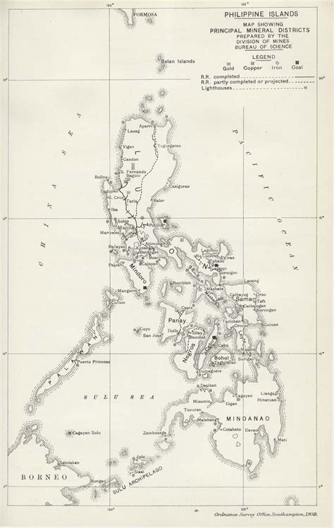 philippines maps perry castaneda map collection ut