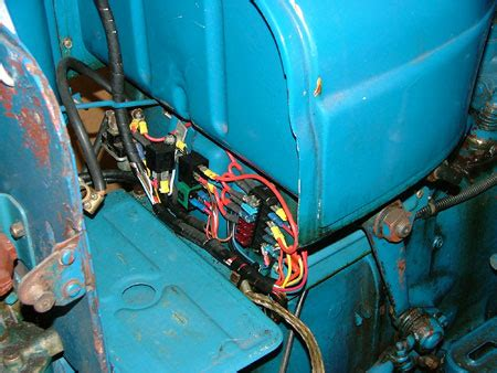 Help With A Jmor Wiring Diagram For Jubilee by Tractor Wiring Diagram Wiring Diagrams