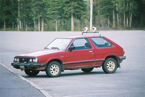 Subaru Gl by Subaru Gl Information And Photos Momentcar