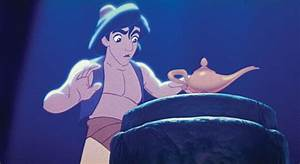 Aladdin vs. Aladdin and the Enchanted Lamp | Disneyfied ...