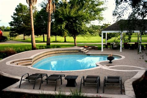 swimming pool design ideas landscaping