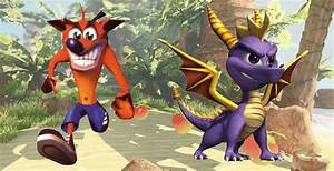 The Crash BandicootSpyro PS1 Games Are Currently Less