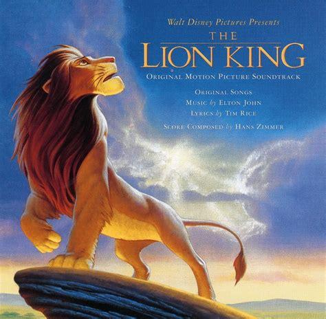 review  lion king original motion picture soundtrack