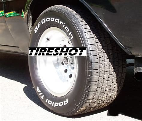 bfgoodrich radial ta pr  tireshot