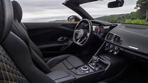 Prueba Audi R8 V10 Spyder 2017 -- Autobild.es