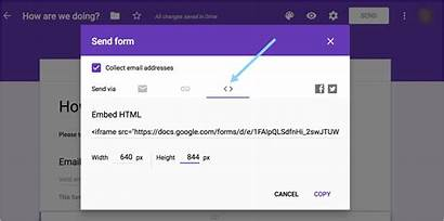 Google Form Answers Survey Forms Collect Code