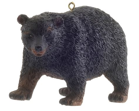 black bear christmas ornaments images  pinterest
