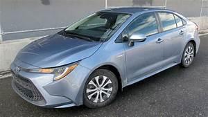 First Drive  2020 Toyota Corolla Hybrid