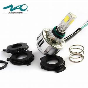 Nao Motorcycle H4 Led Headlight Bulb Hs1 Flasher Motos Lamp For Ktm Exc Cafe Racer Harley 32w