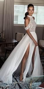 elihav sasson 2018 wedding dresses vintage jewellery With cold shoulder wedding dress