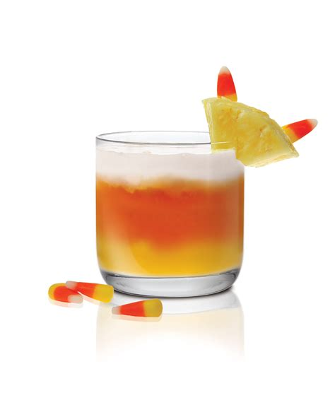 corn drink candy corn cocktail vodka cocktail drink recipe
