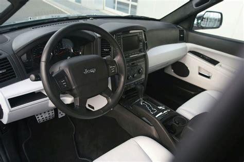 Jeep Grand Cherokee Interior 2018