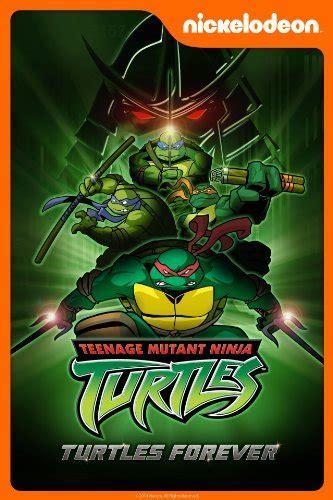 Amazon.com: Teenage Mutant Ninja Turtles: Turtles Forever
