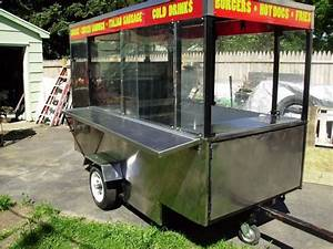 Hot Dog Stand : concession hotdog cart hot dog vending trailer ebay ~ Yasmunasinghe.com Haus und Dekorationen