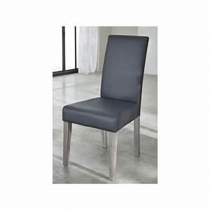 Chaise But Grise : chaise grise modele namur la caverne d 39 alibaba ~ Teatrodelosmanantiales.com Idées de Décoration